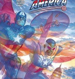 Marvel Comics United States Captain America #1
