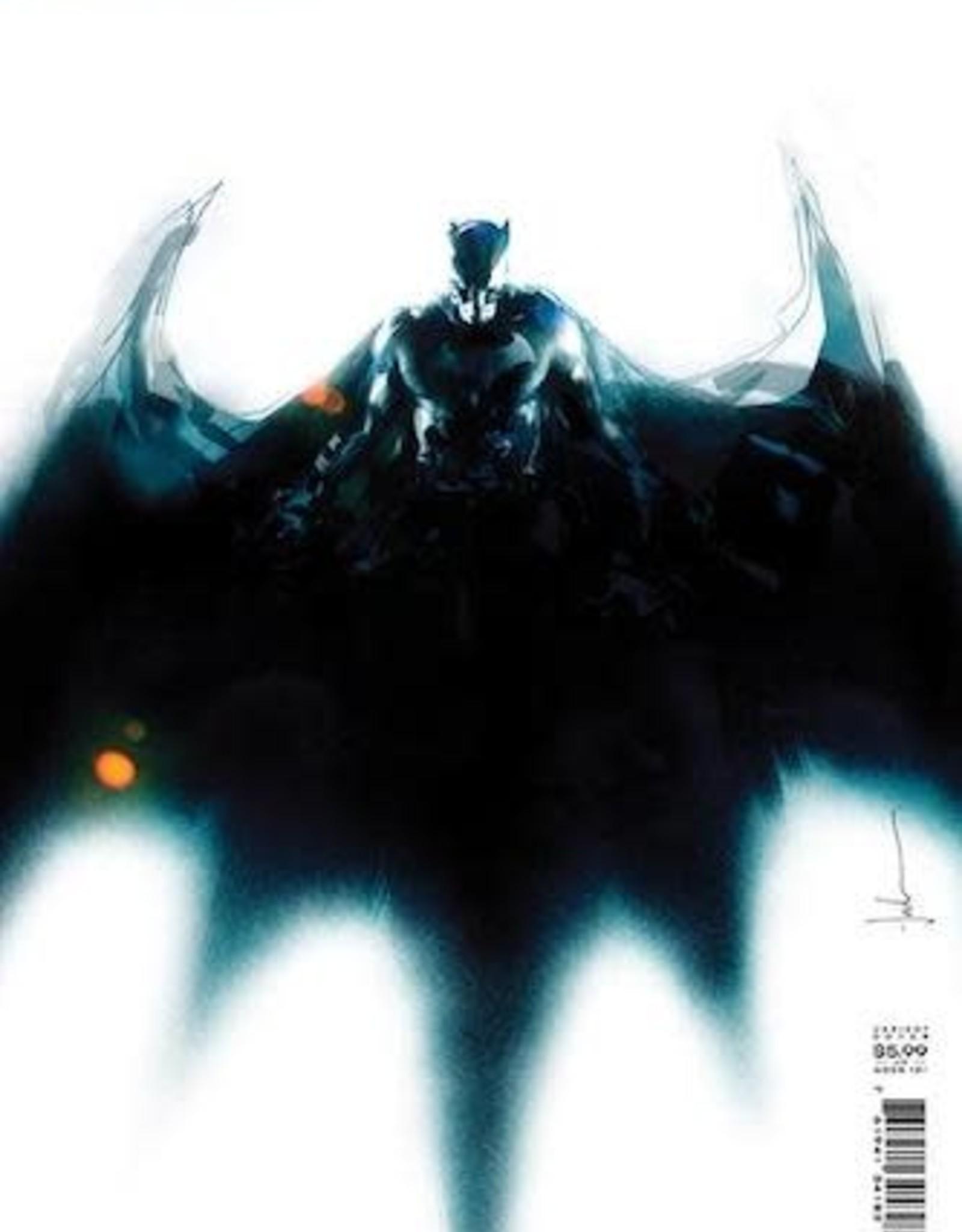 DC Comics Batman #110 Cvr B Jock Card Stock Var