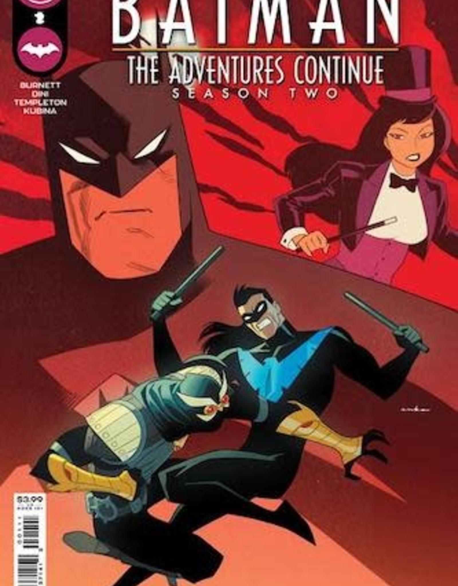 DC Comics Batman The Adventures Continue Season II #2 Cvr A Kris Anka