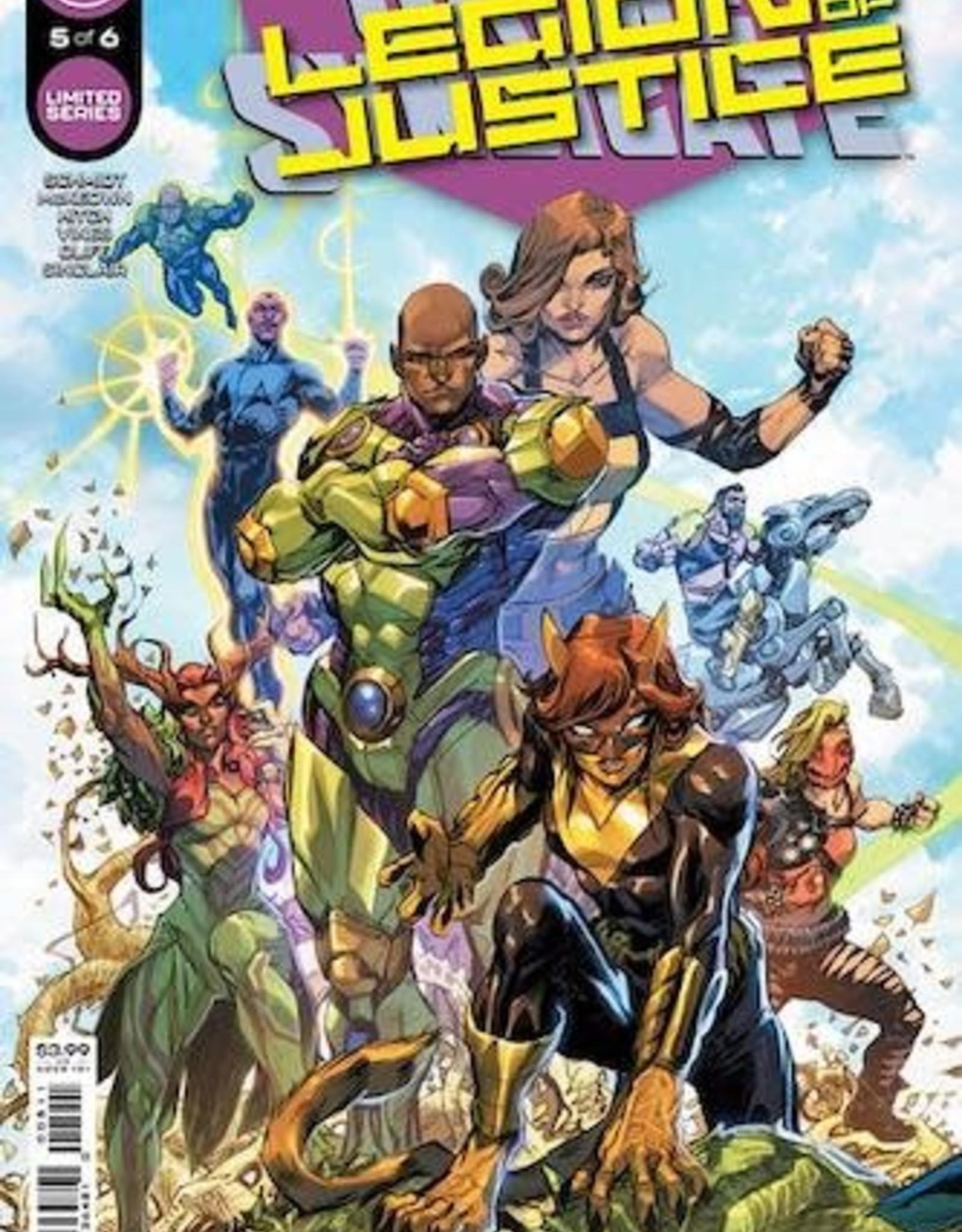 DC Comics Crime Syndicate #5 Cvr A Howard Porter