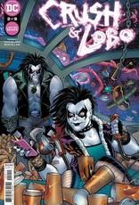 DC Comics Crush & Lobo #2 Cvr A Amanda Conner