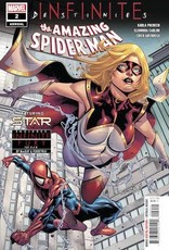 Marvel Comics Amazing Spider-Man Annual #2 Infd