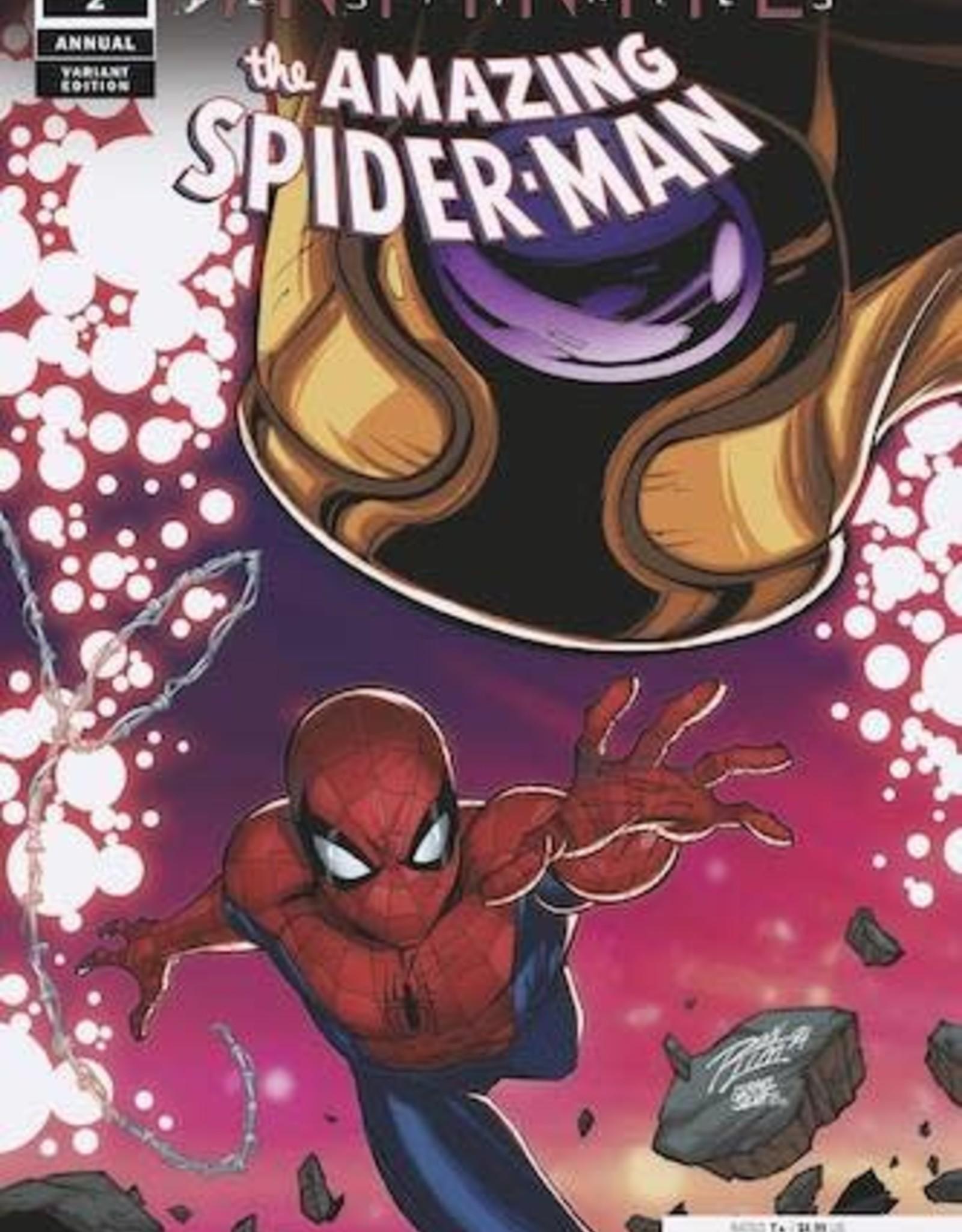 Marvel Comics Amazing Spider-Man Annual #2 Ron Lim Connecting Var Infd