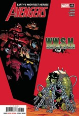Marvel Comics Avengers #46