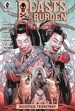 Dark Horse Comics Beasts Of Burden Occupied Territory #4 Cvr A Dewey