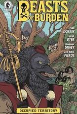 Dark Horse Comics Beasts Of Burden Occupied Territory #4 Cvr B Dorkin &
