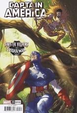Marvel Comics Captain America #30 Clarke Spider-Man Villains Var