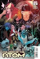 Marvel Comics Children Of Atom #5