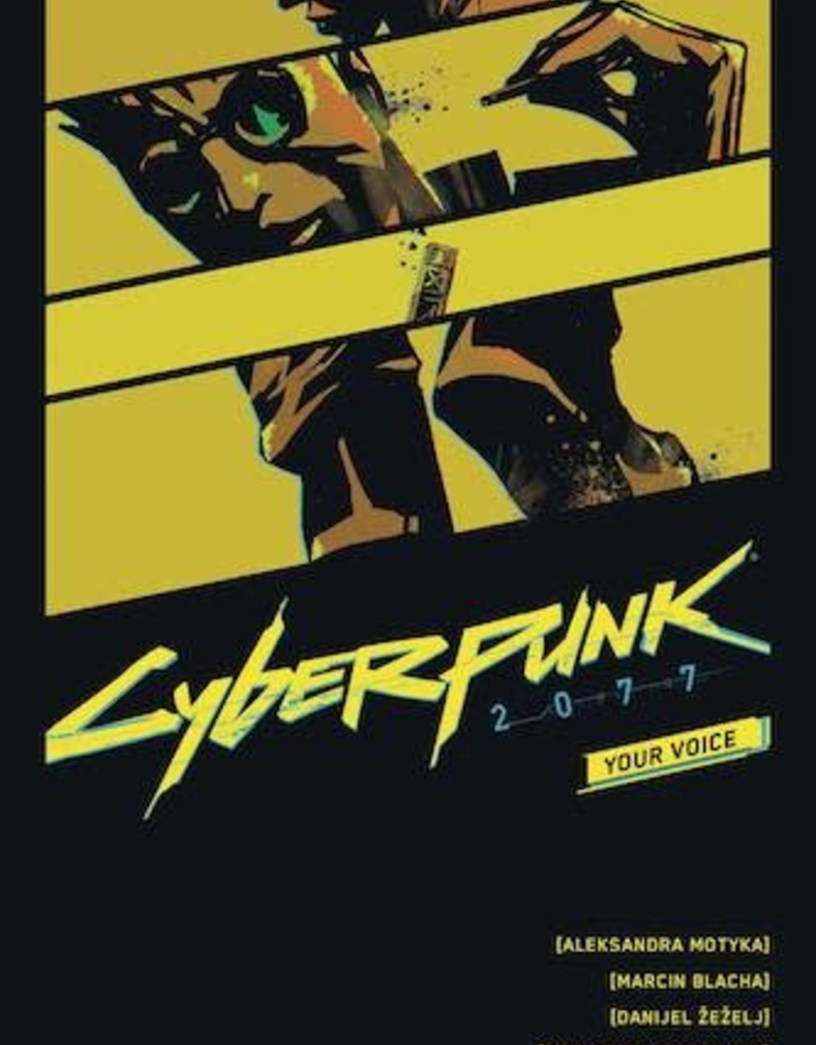 Dark Horse Comics Cyberpunk 2077: Your Voice TP