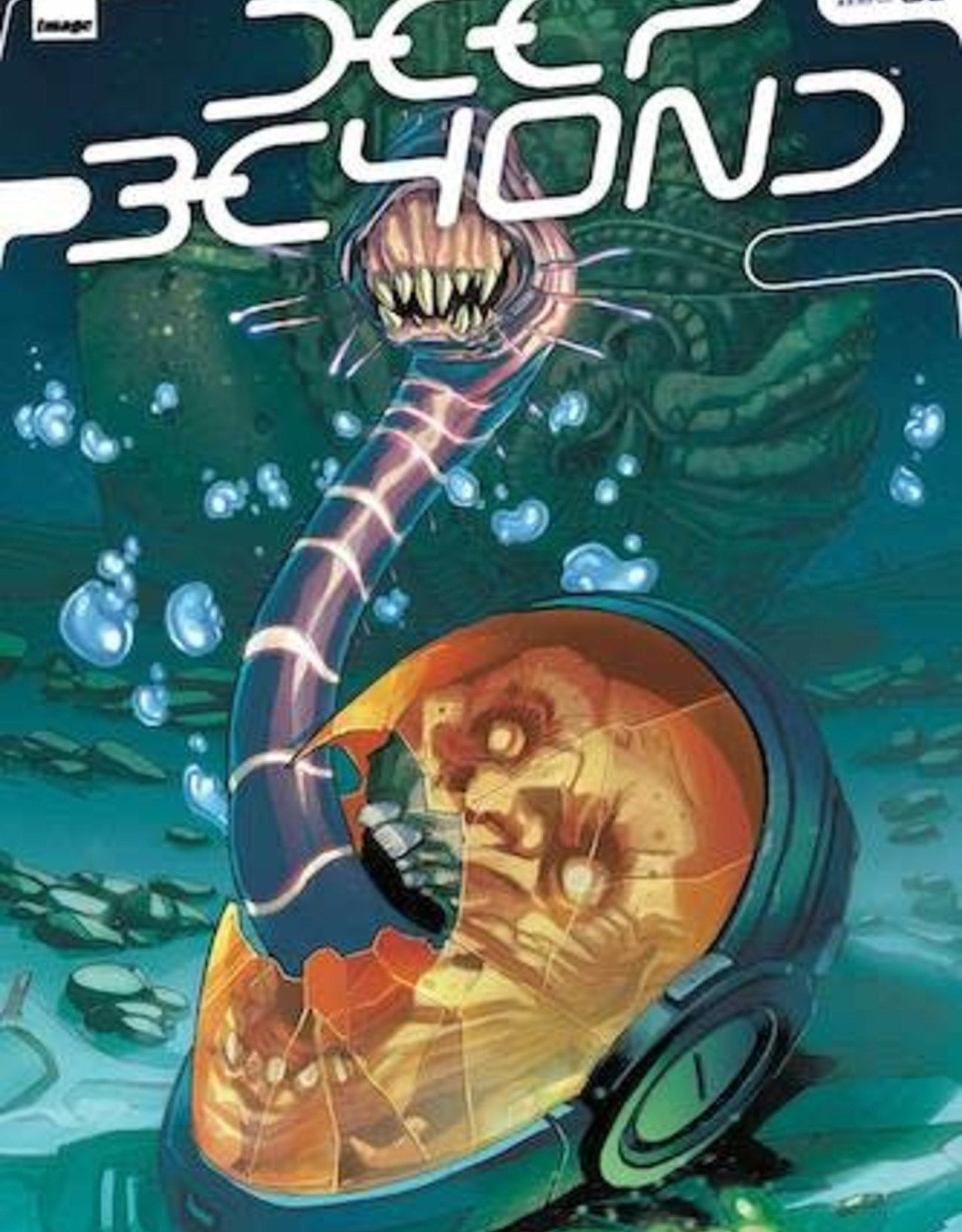 Image Comics Deep Beyond #6 Cvr A Broccardo