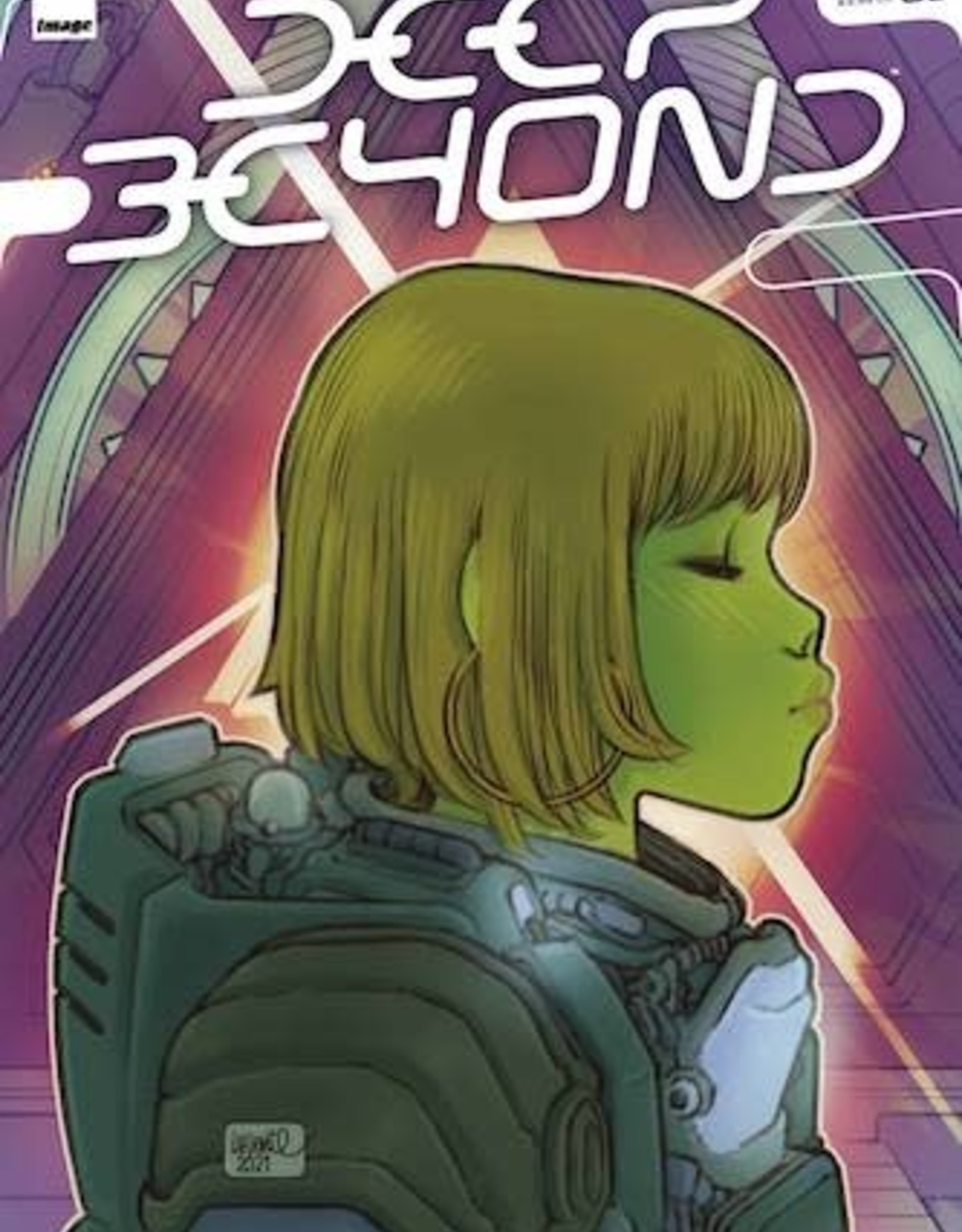 Image Comics Deep Beyond #6 Cvr C Lafuente