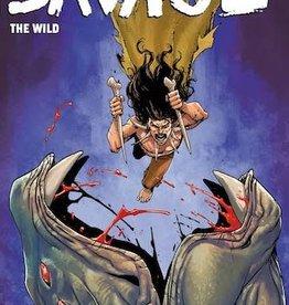 Valiant Entertainment Savage The Wild TP
