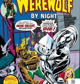 Marvel Comics Werewolf By Night #32 Facsimile Edition