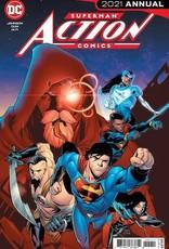 DC Comics Action Comics 2021 Annual #1 Cvr A Scott Godlewski