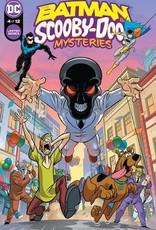 DC Comics Batman & Scooby-Doo Mysteries #4
