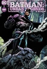 DC Comics Batman Urban Legends #5 Cvr A David Finch