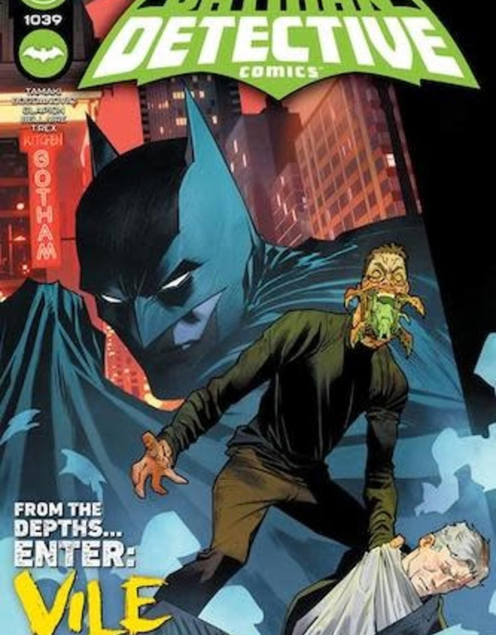 DC Comics Detective Comics #1039 Cvr A Dan Mora