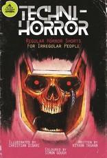 DC Comics Tales Told In Techni-Horror #1 Cvr A Christian Dibari
