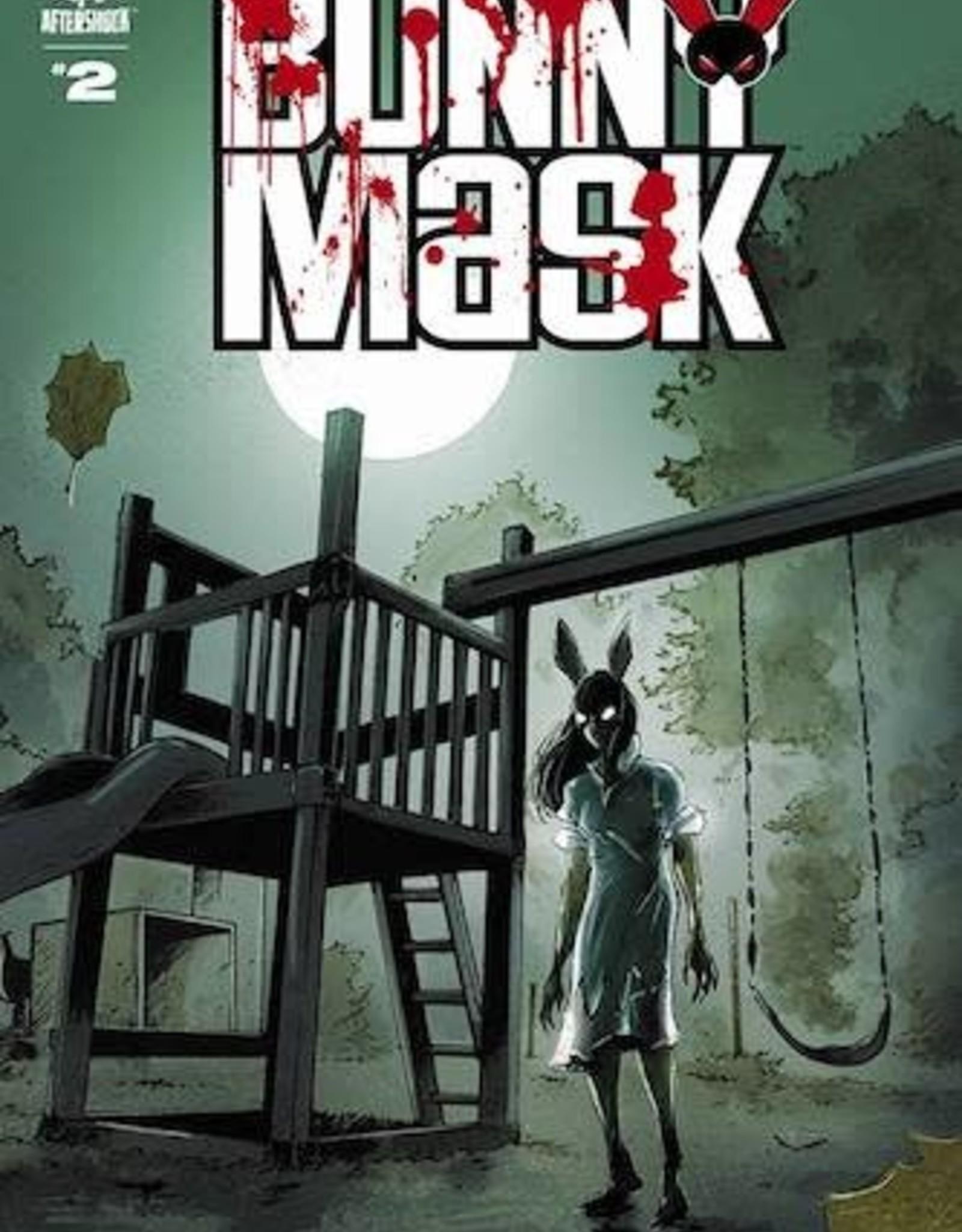 AfterShock Comics Bunny Mask #2 Cvr A