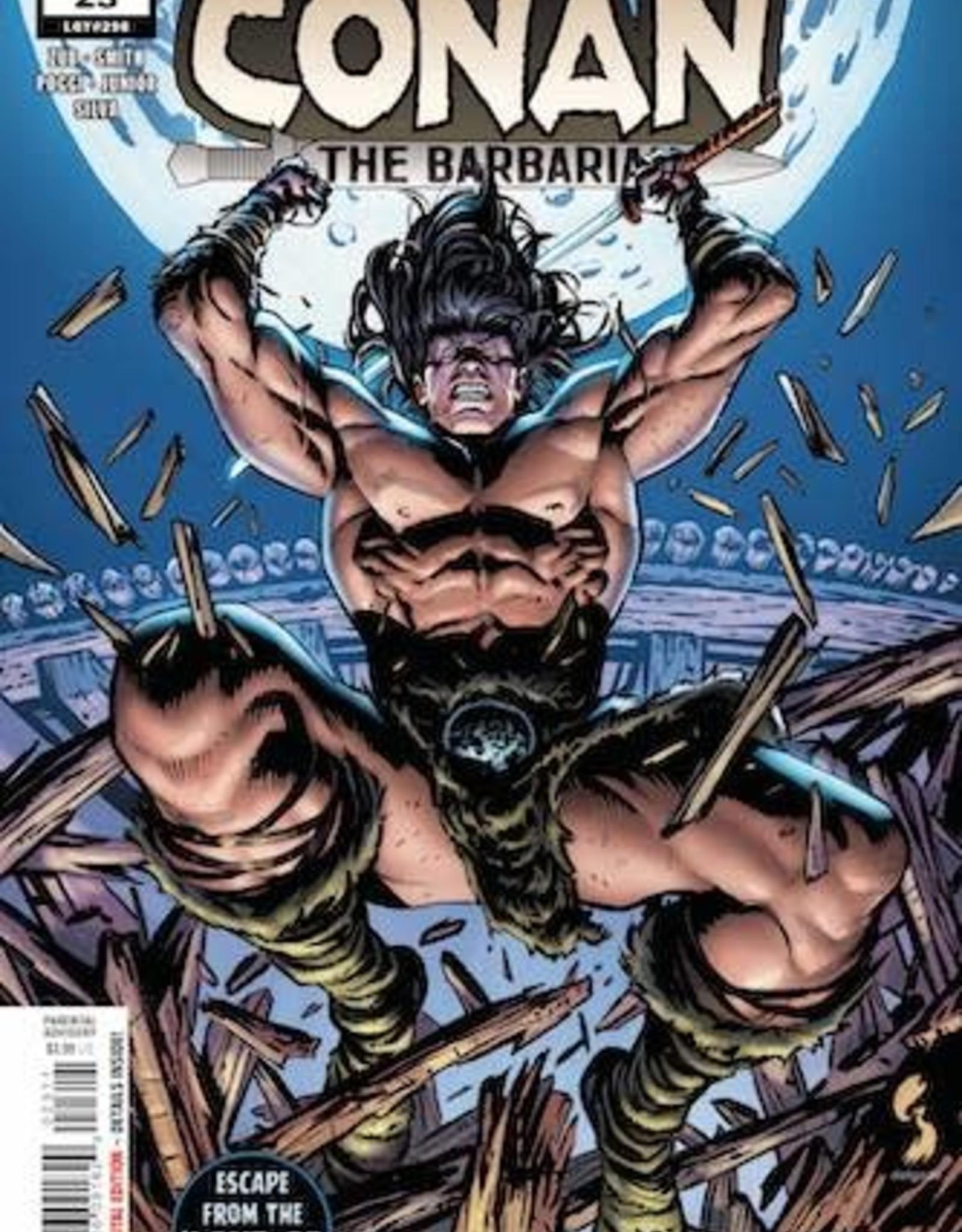 Marvel Comics Conan The Barbarian #23