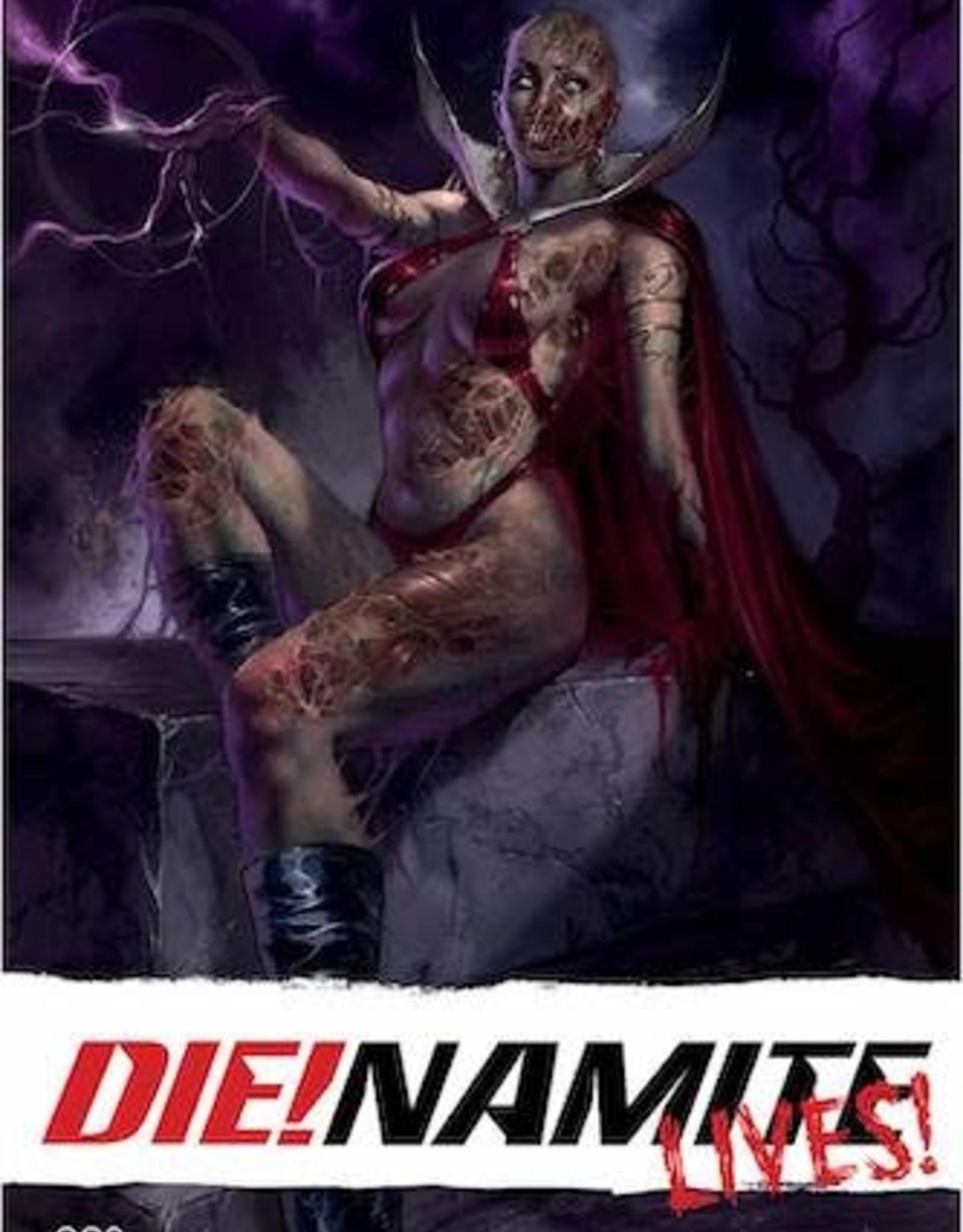 Dynamite Die!namite Lives #2 Cvr A Parrillo