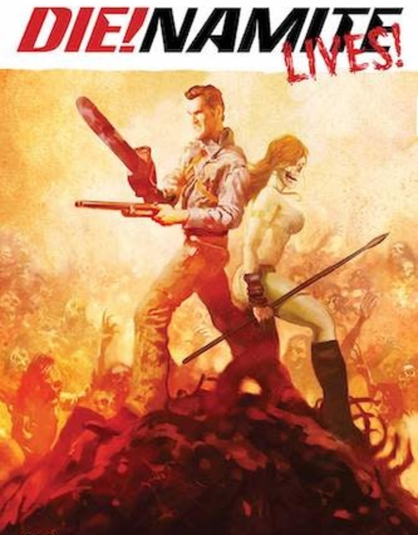 Dynamite Die!namite Lives #2 Cvr B Suydam