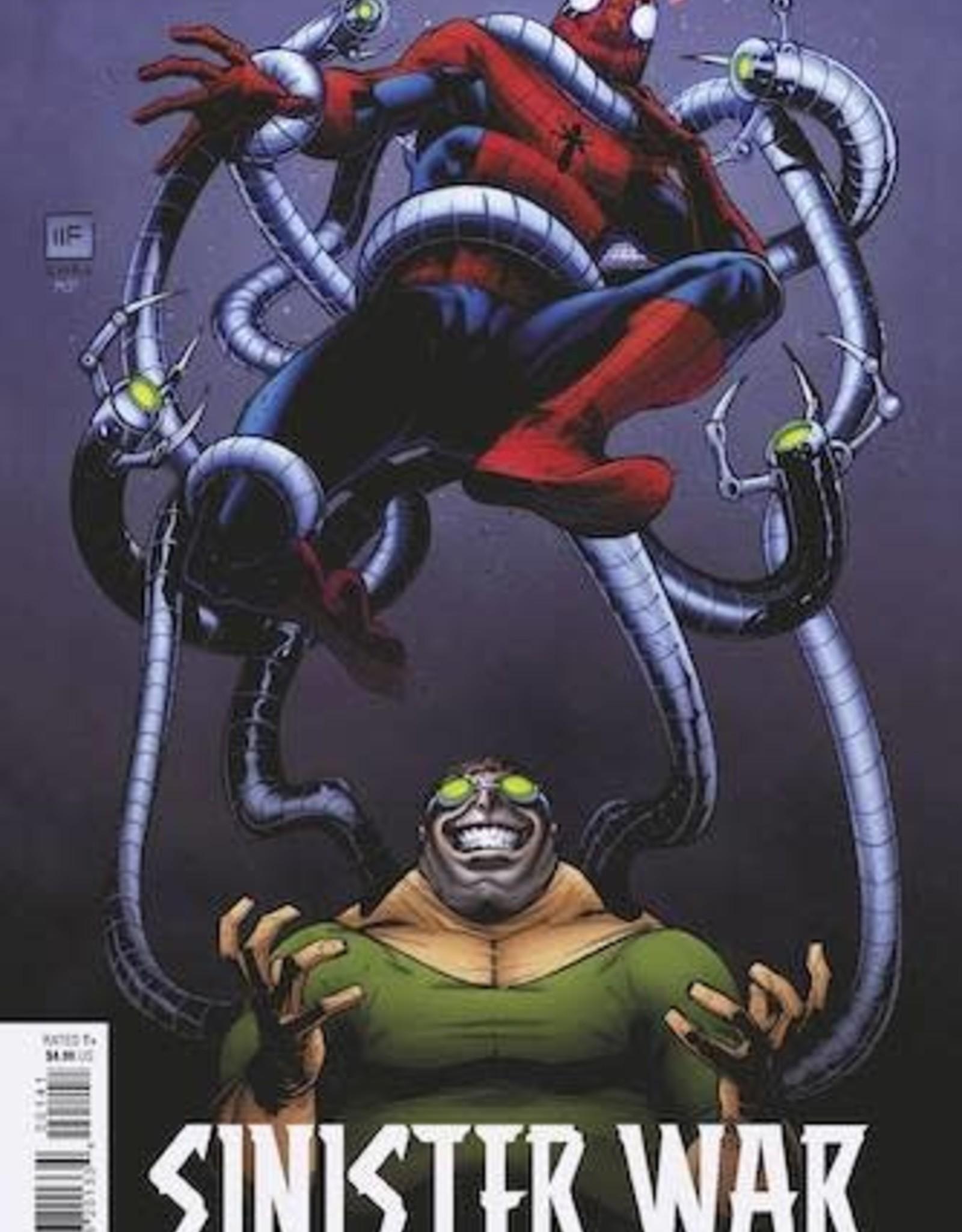 Marvel Comics Sinister War #1 Ferreira 1:25 Var