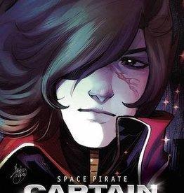 Ablaze Space Pirate Capt Harlock #2 Cvr A Mirka Andolfo