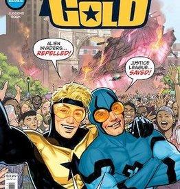 DC Comics Blue & Gold #1 Cvr A Ryan Sook