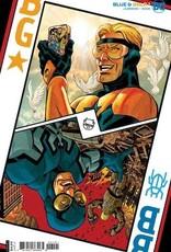 DC Comics Blue & Gold #1 Cvr B Dave Johnson Card Stock Var