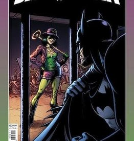DC Comics Legends Of The Dark Knight #3 Cvr A Darick Robertson & Diego Rodriguez