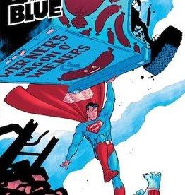 DC Comics Superman Red & Blue #5 Cvr A Amanda Conner