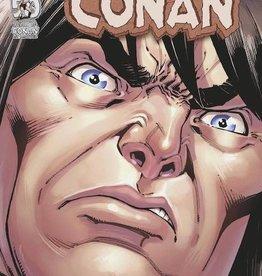 Marvel Comics King-Size Conan #1 Nauck Headshot Var