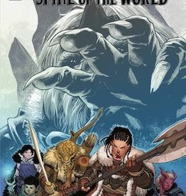 IDW Publishing Dungeons & Dragons At Spine Of World #4 Cvr A Coccolo