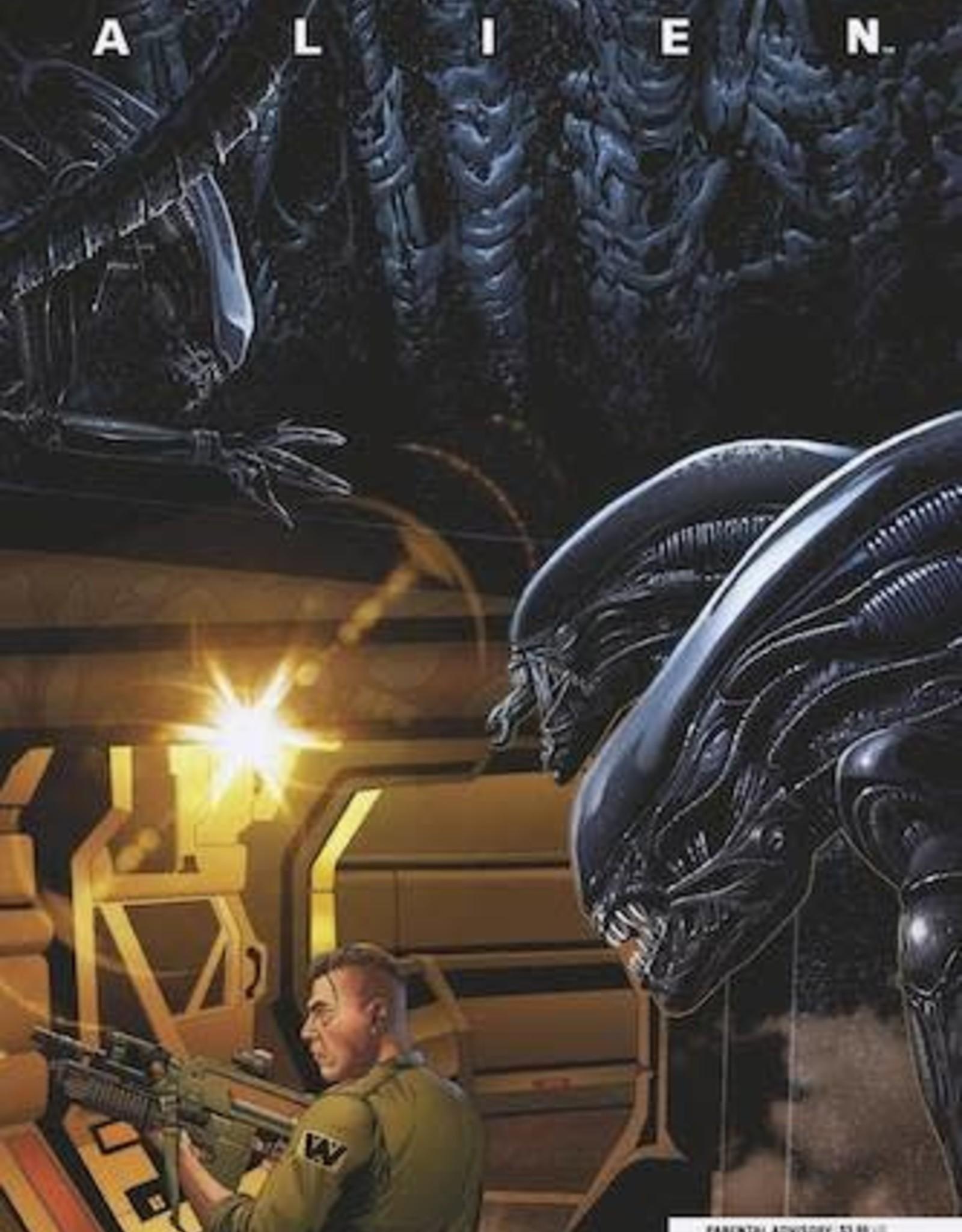 Marvel Comics Alien #5 Larroca Var