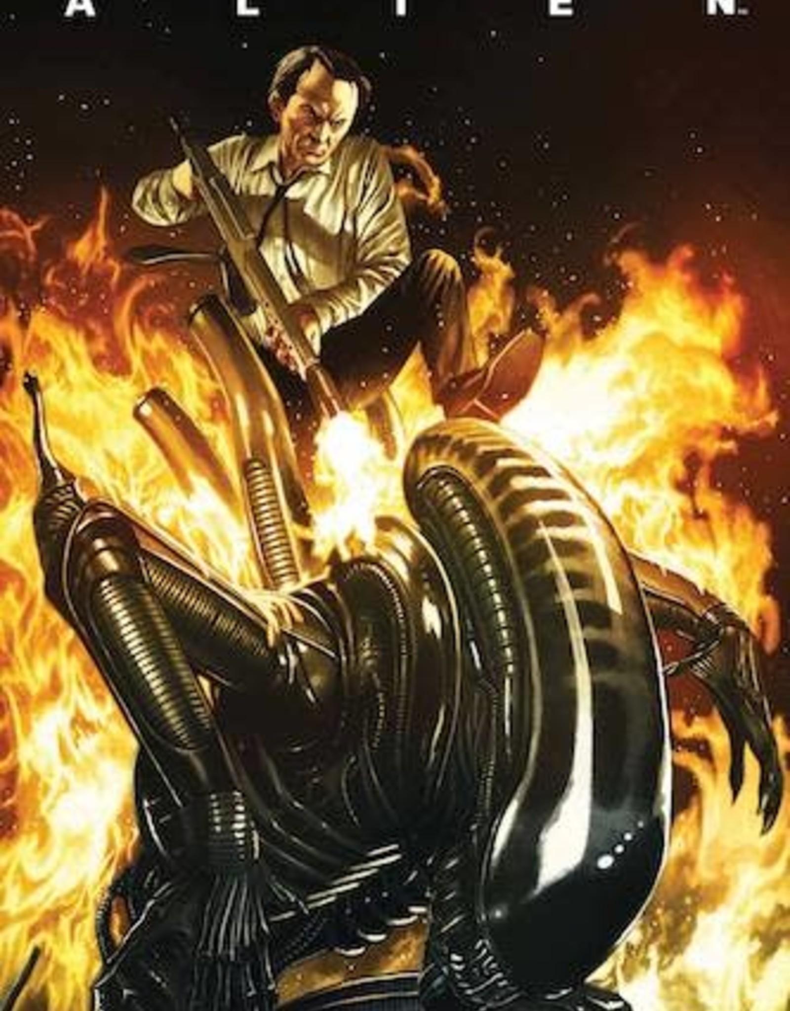 Marvel Comics Alien #5 Suayan 1:25 Var