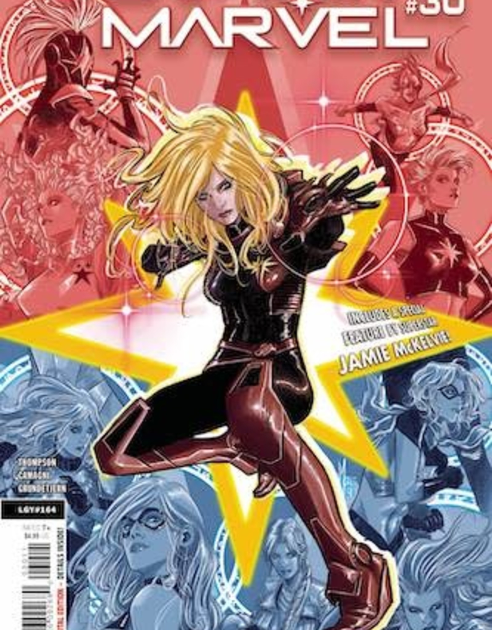 Marvel Comics Captain Marvel #30