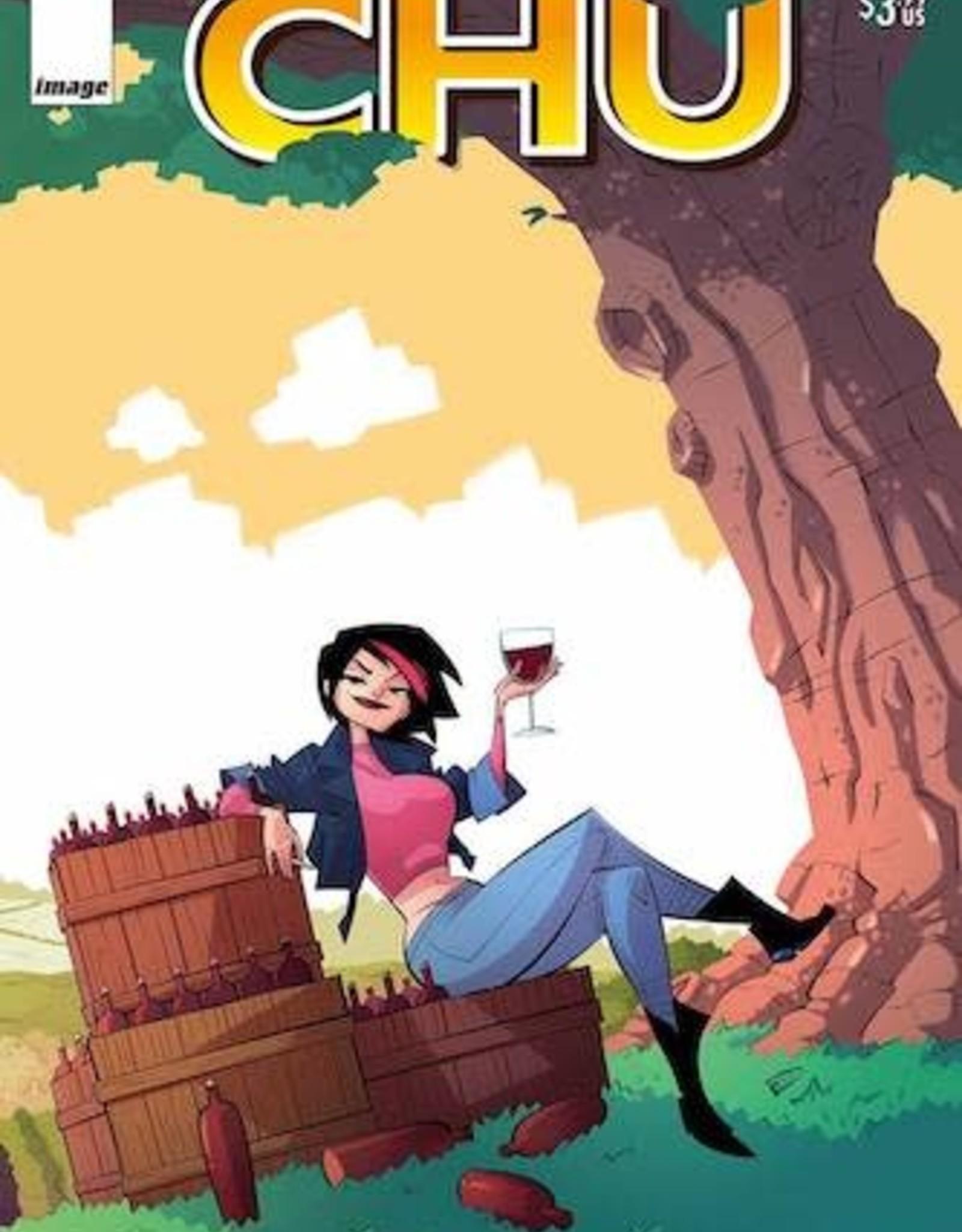Image Comics Chu #6