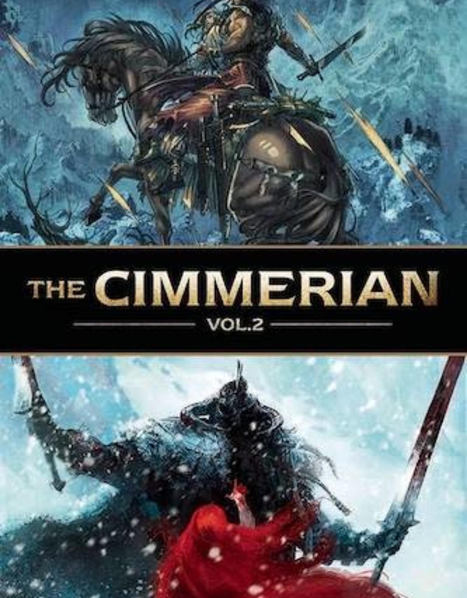 Ablaze Cimmerian HC Vol 02 Frost Giants Daughter