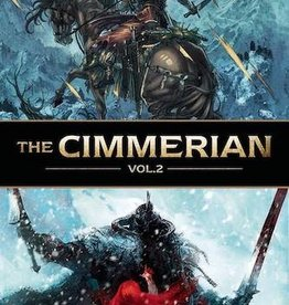 Ablaze Cimmerian Vol 02: Frost Giants Daughter HC