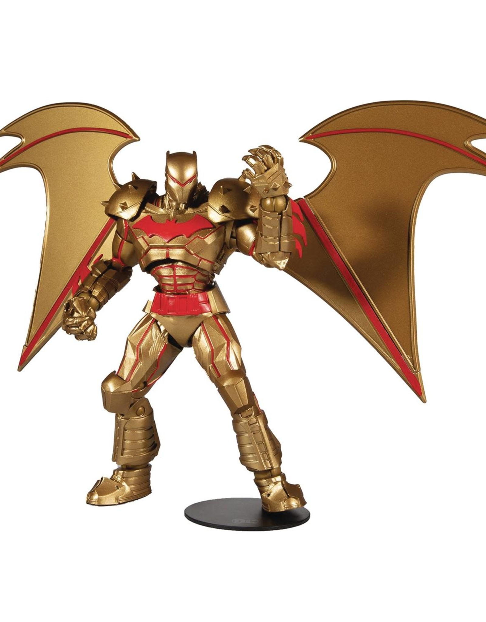 McFarlane Toys DC Multiverse Hellbat 7in Scale Lunar New Year Ed Action Figure