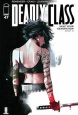 Image Comics Deadly Class #47 Cvr B Dekal