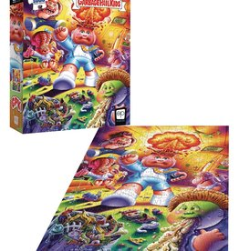 Usaopoly Garbage Pail Kids Home Gross Game 1000 Pc Puzzle
