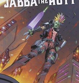 Marvel Comics Star Wars War Bounty Hunters Jabba Hutt #1 Coello 1:25 Var