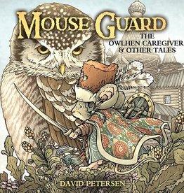 Boom! Studios Mouse Guard Owlhen Caregiver #1