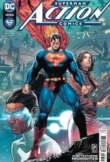 DC Comics Action Comics #1033 Cvr A Daniel Sampere