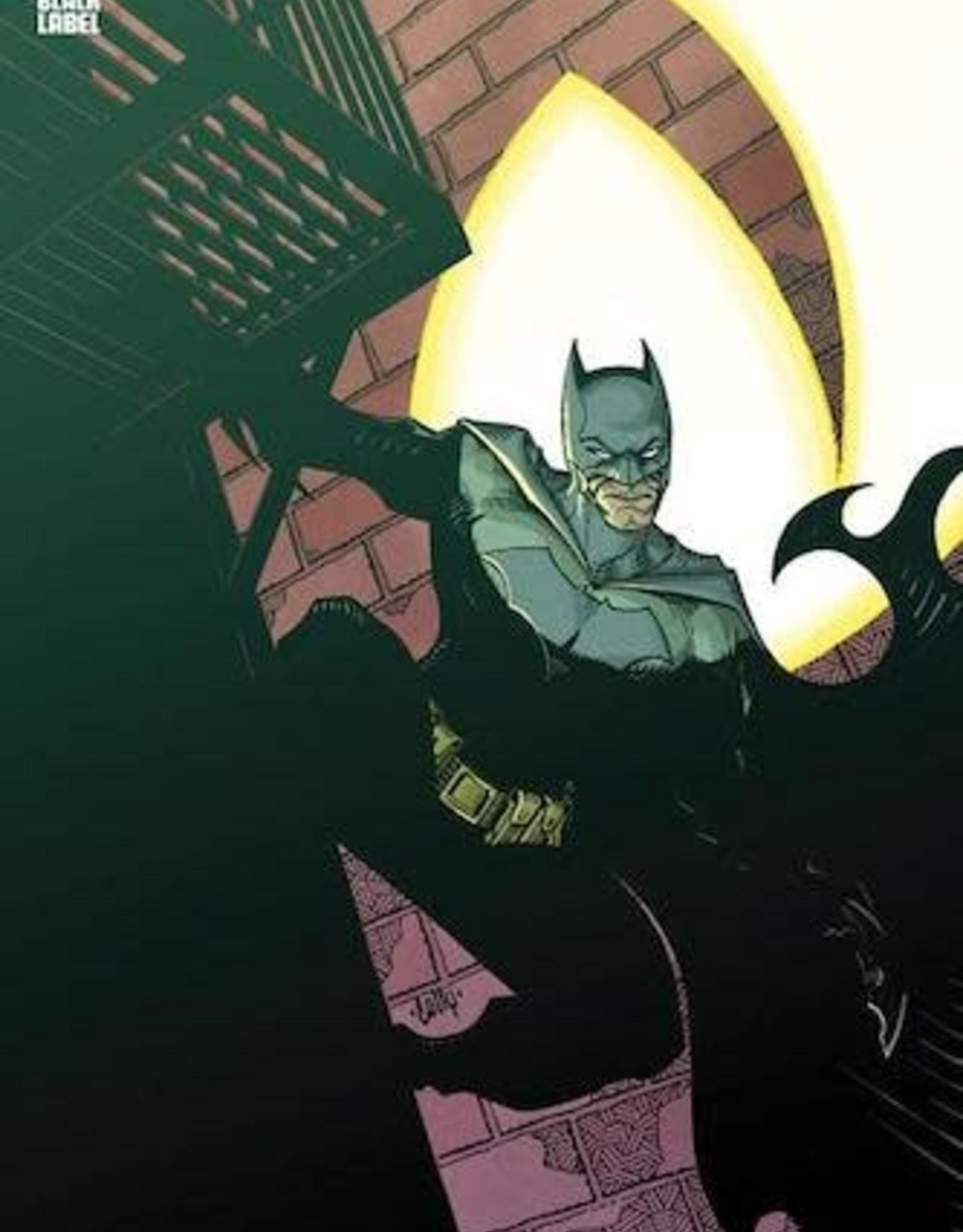 DC Comics Batman Reptilian #2 Cvr B Cully Hamner Var