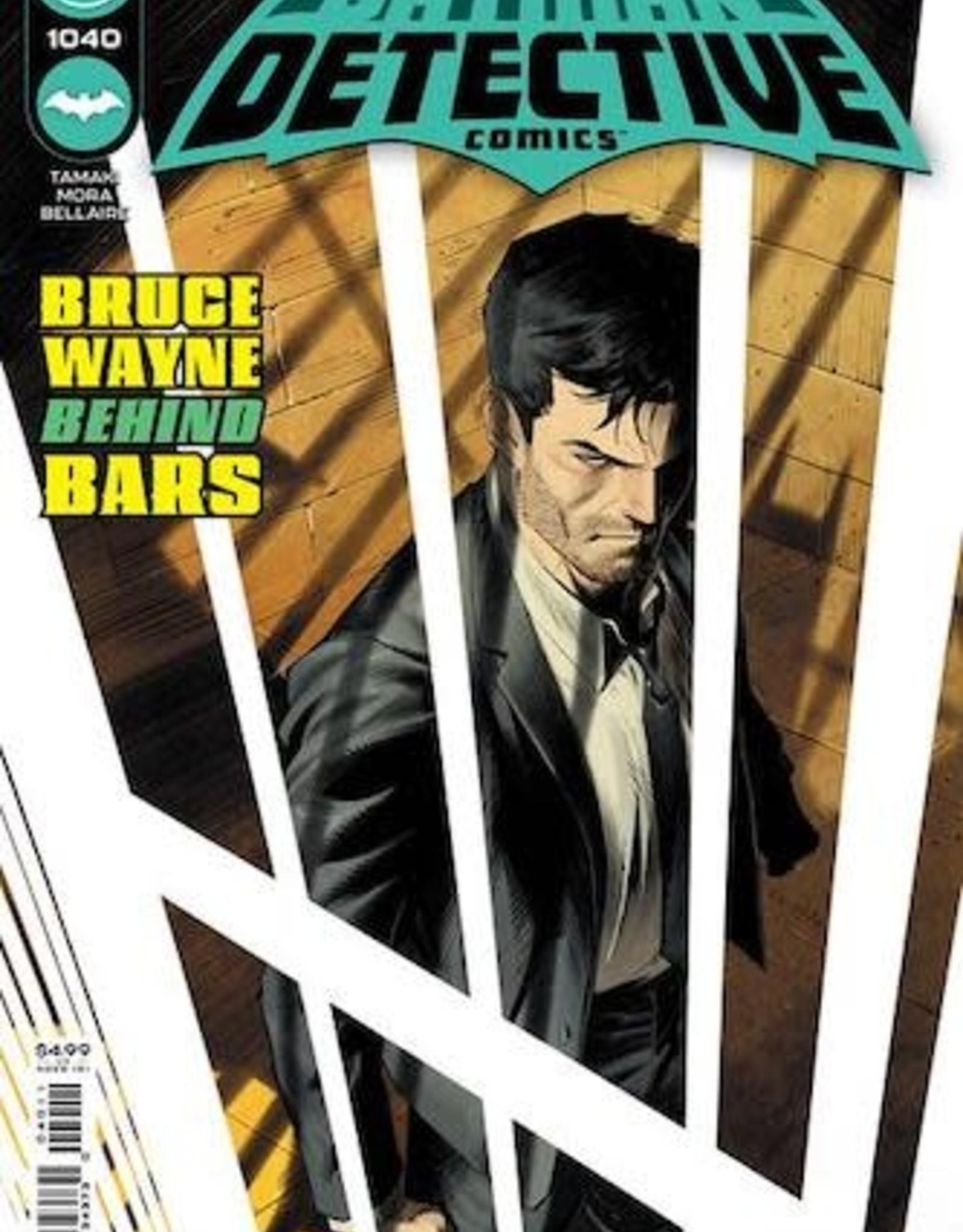 DC Comics Detective Comics #1040 Cvr A Dan Mora
