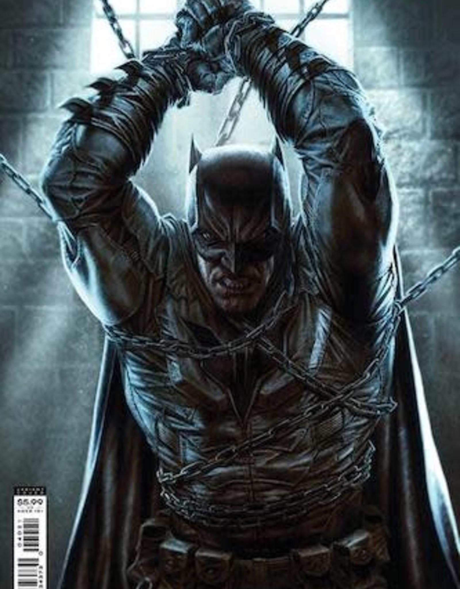DC Comics Detective Comics #1040 Cvr B Lee Bermejo Card Stock Var