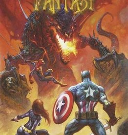Marvel Comics Amazing Fantasy #1 Horley 1:25 Var